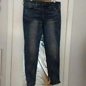 American Eagle Super Low Rise Stretch Jegging 12